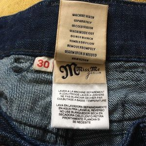 Miss Me Jeans - Miss Me Red Jeans Bootcut Jeans Size 30